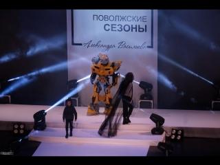 12 октября 2018 Финал XVIII Фестиваля моды и театрального костюма