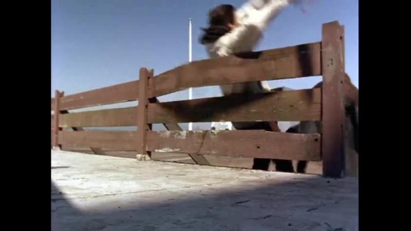 Вскок из положения лёжа. Дункан Маклауд. Горец-3 (1994). 2 серия