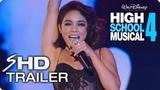 HIGH SCHOOL MUSICAL 4 Teaser Trailer (2019) Zac Efron, Vanessa Hudgens Disney Musical Movie Concept