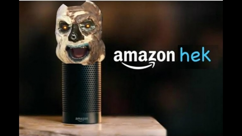 Amazon Echo - Vay Hek Edition
