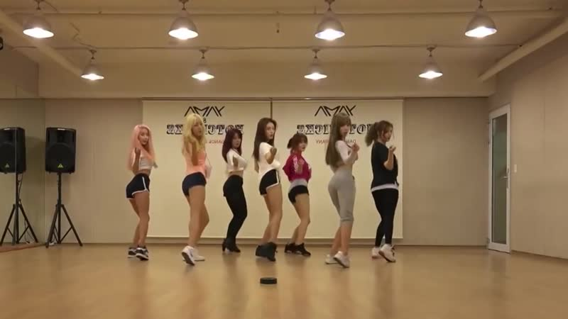 Rainbow (레인보우) - Whoo Dance Practice Ver. (Mirrored)