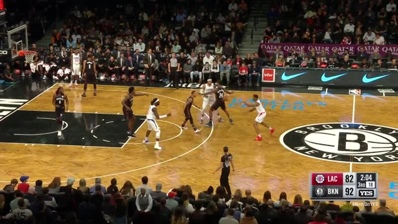 NBA. Clippers - Nets. 17.11.18
