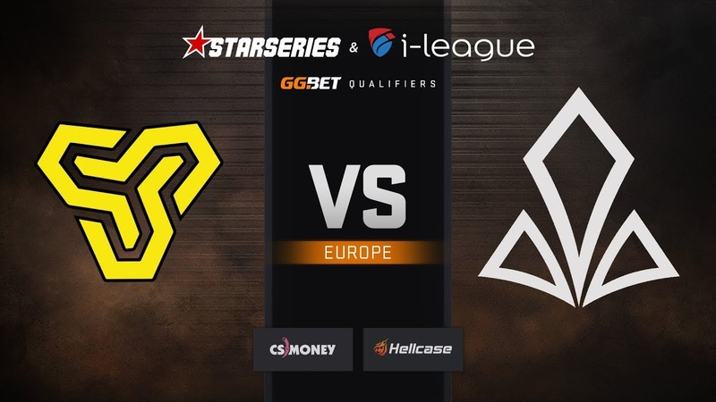 Space Soldiers vs Imperial, map 1 train, StarSeries i-League S6 EU Qualifier