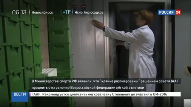 Новости на Россия 24 • Россиян отстранили от Олимпиады без объяснений