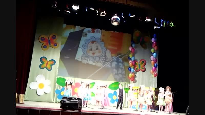 2012-06-01 Веселая песенка со смешариками
