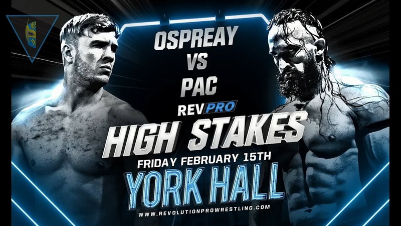NWRHighlights   WILL OSPREAY vs PAC