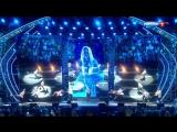Кристина Орбакайте - Жестокая любовь. Юбилейный концерт Киркорова. 50 лет.mp4