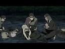 Kushina le dice a Hiruzen que cuide de Naruto - Muerte de Kushina y Minato Funeral del 4to Hokage