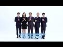 행정안전부 180910 Safety Ambassadors @ EXO's CBX x SNSD's Yoona