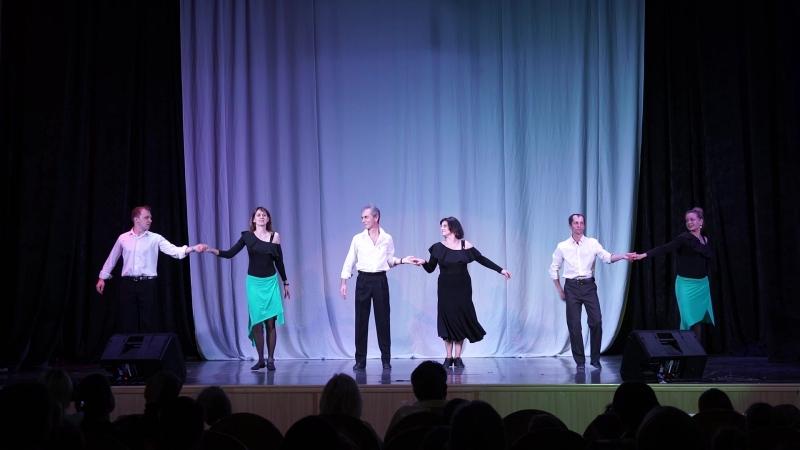 Fly Dance Studio, Бальные танцы, Самба, пр. Дарья Михантьева