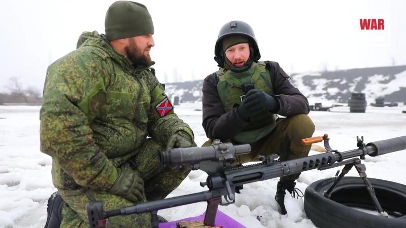 На что способна винтовка Дончанка Убойная сила калибра 12,7