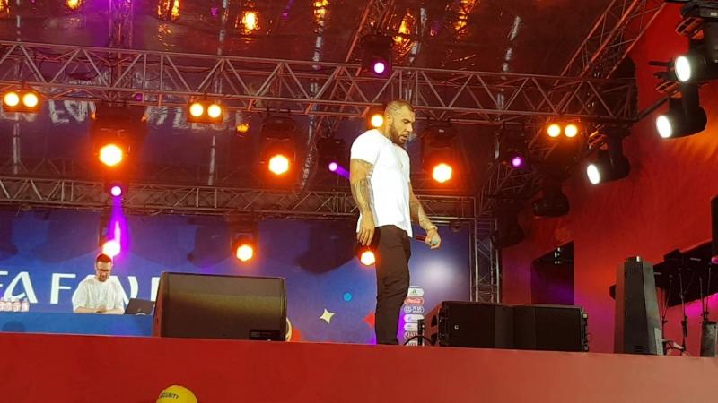 Полный концерт MC DONI в Ростове-на-Дону (артист лейбла Black Star) на театральной площади на FIFAFanFest 15.06.2018 года
