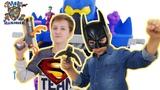Мир мальчишек ЯРИК и КИРИЛЛ во вселенных DC! Супергерои Лиги Справедливости от МАТТЕЛ!