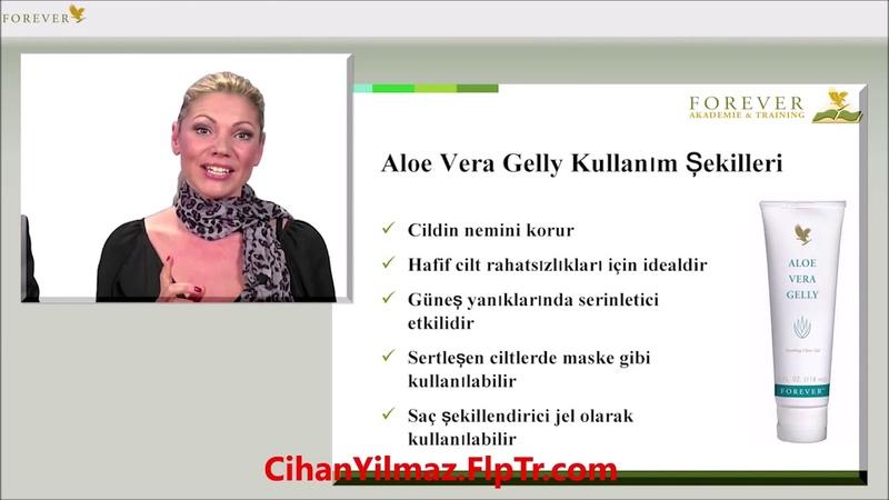 Saf Aloe Vera Krem El ve Cilt Bakım Kremi
