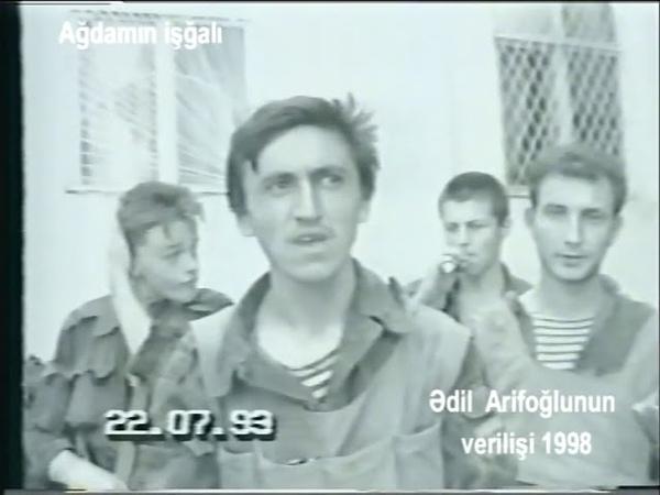 Qarabağ - Ağdam necə işğal olundu.
