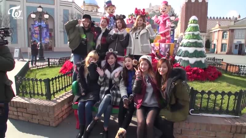 TWICE TV2, Episode 7: Everland, Part 1