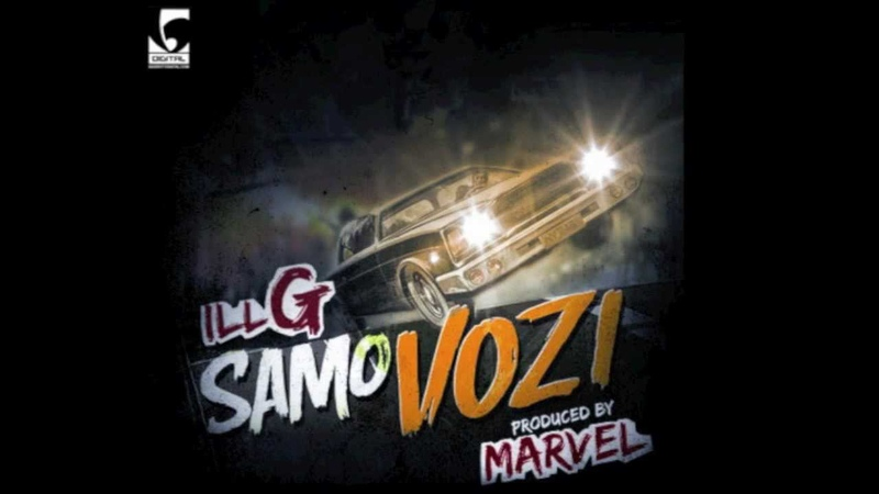 Ill G Samo Vozi prod Marvel