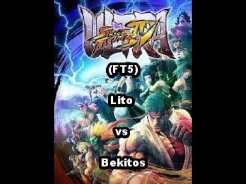 Ultra Street Fighter 4 FT5 Lito vs Bekitos