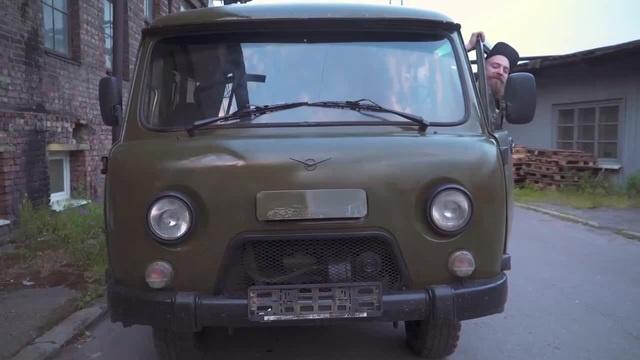 Идеальная тачка для самодельщика Уаз Буханка 3909 · coub коуб