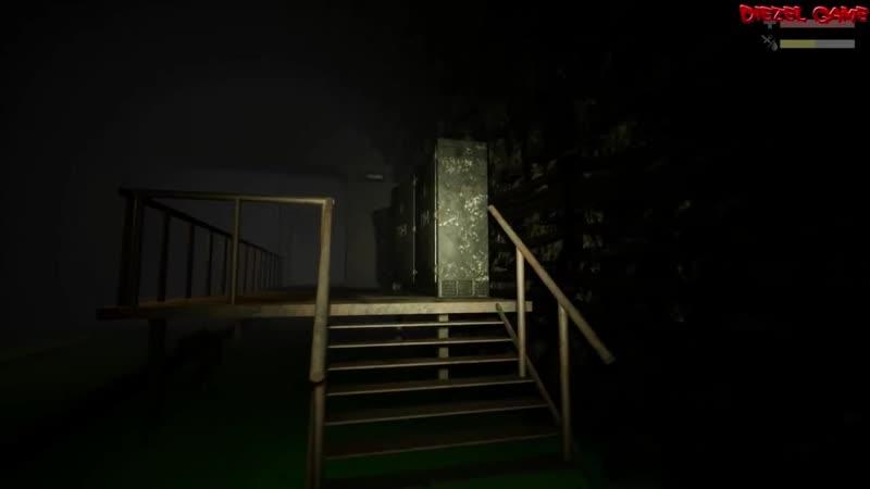 [Diezel Game] Tunnels of Despair (2) Прохождение на русском - Что пожрать и где поспать - Хоррор игра 2018
