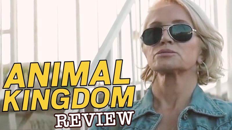 Ellen Barkin, Scott Speedman, Finn Cole in 'Animal Kingdom' - TV Review