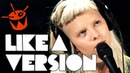 Aurora covers Massive Attack 'Teardrop' for triple j's Like A Version