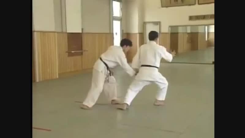 Yokomen Uchi Kote Gaeshi 1