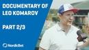Leo Komarov -dokumentti | Osa 2/3 | NordicBet