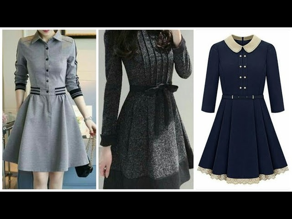 Latest top stylish designer dresses for girls outfits