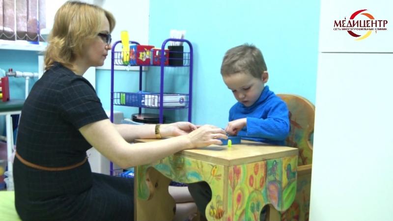 В гостях у детского психолога