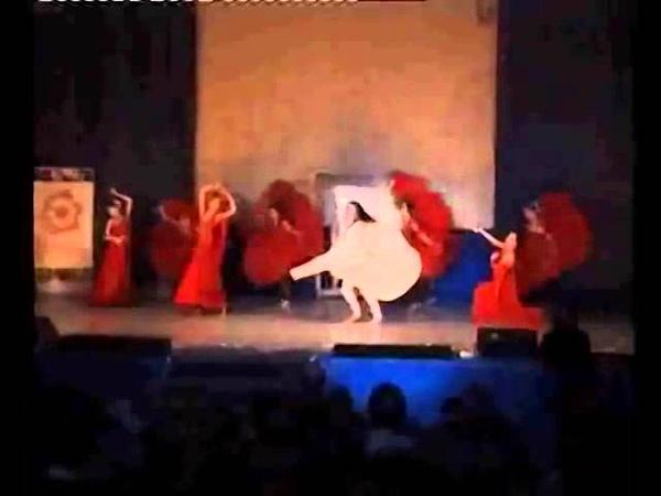 Amrapali -Leena Goel-Russia-O re piya 2009-Lyrical Bollywood dance