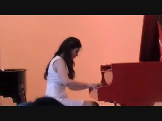 Ф. Шопен Этюд № 24 c moll op. 25 № 12