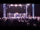 Профбой по боксу во Франции 22 06 2018года
