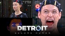 СОЗДАНИЕ ИГРЫ Detroit: Become Human (Behind the scene)