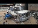 Понты для бедных или как переделать ваз 2105 в дорогой Rolls Royce за 30 000 рублей
