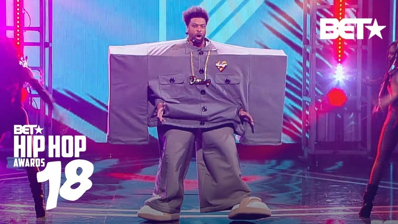 DeRay Davis Is Your Host And You Love It Hip Hop Awards 2018