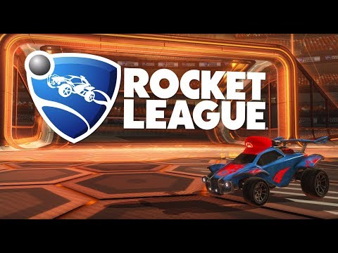 Rocket League 4 Чот приуныл а чот нет