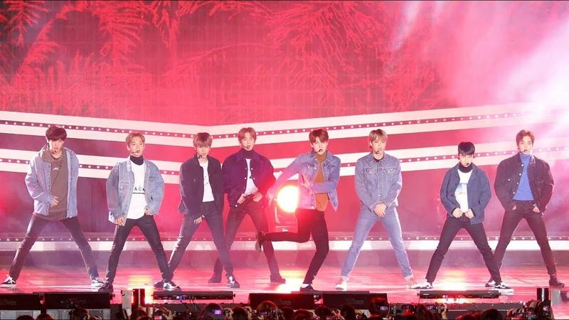 [FANCAM] 181020 EXO - Ko Ko Bop @ 2018 Busan One Asia Festival Opening Concert | 4k