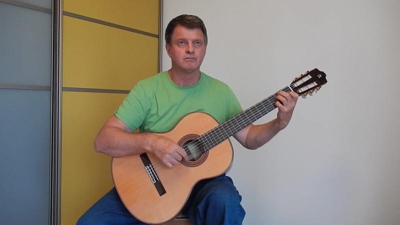 МОЙ КОСТЁР В ТУМАНЕ СВЕТИТ. Если Вы прошли начальный курс обучения, можно попробовать сыграть эту песню с сопровождением. Должно