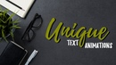 Learn How To Create UNIQUE Text Animations - VEGAS Pro Tutorial