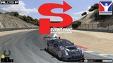 iRacing. Fanatec Global Challenge, Cadillac CTS-V Racecar, Summit Point Raceway