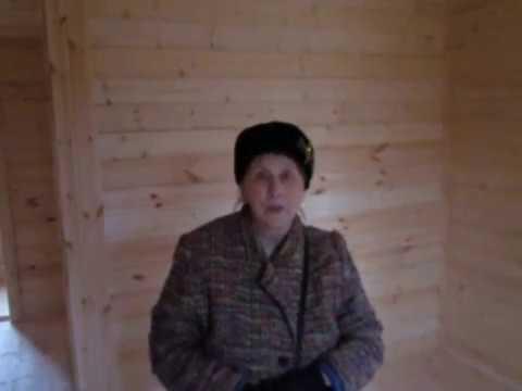 Дом из бруса 7,5х8 в Псковской области | Багров-Строй