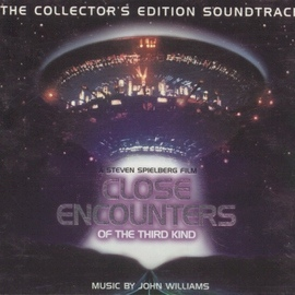 John Williams альбом Close Encounters Of The Third Kind