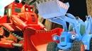Мультики для детей. Стройка! Серия про машинки Самостоятельная работа. Мультфильмы для всей семьи
