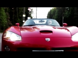 DODGE VIPER  RIDE tiser TWO
