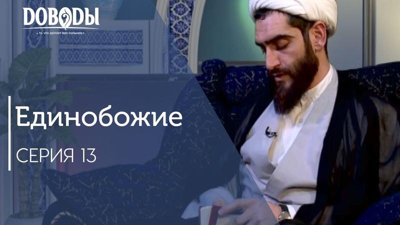 Доказательство Бога в Коране Единобожие 13