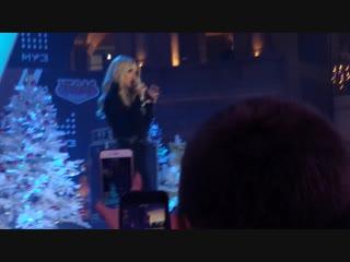 Светлана Лобода -InstaDrama(Танцы!Елка!МУЗ- ТВ.Vegas Кунцево 02.12.18)