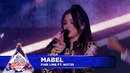 Mabel - 'Fine Line' Live at Capital's Jingle Bell Ball 2018