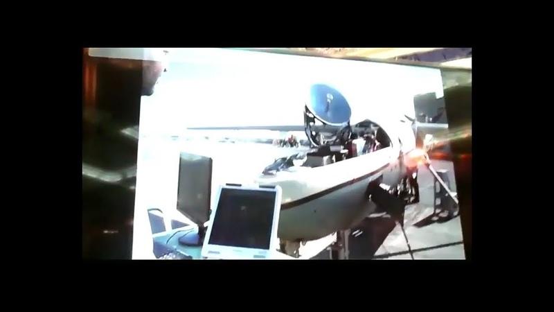 Iran Shahed 129 UCAV realtime live video feed Satellite transmission شاهد 129 ارتباط ماهواره اي