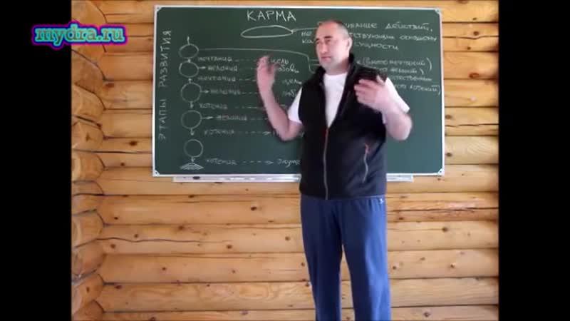 Этапы прохождения кармических слоёв